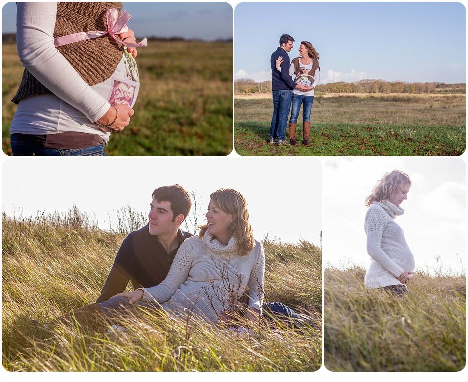 zwangerschapsreportage Lentevreugd Wassenaar