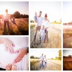 Zwangerschapsreportage Vlagtwedde