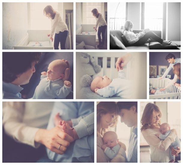 Lifestyle Newbornreportage Den Haag
