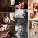 Lifestyle newbornreportage