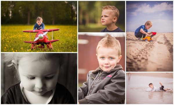 Kinderfotografie ouder dan 1 jaar