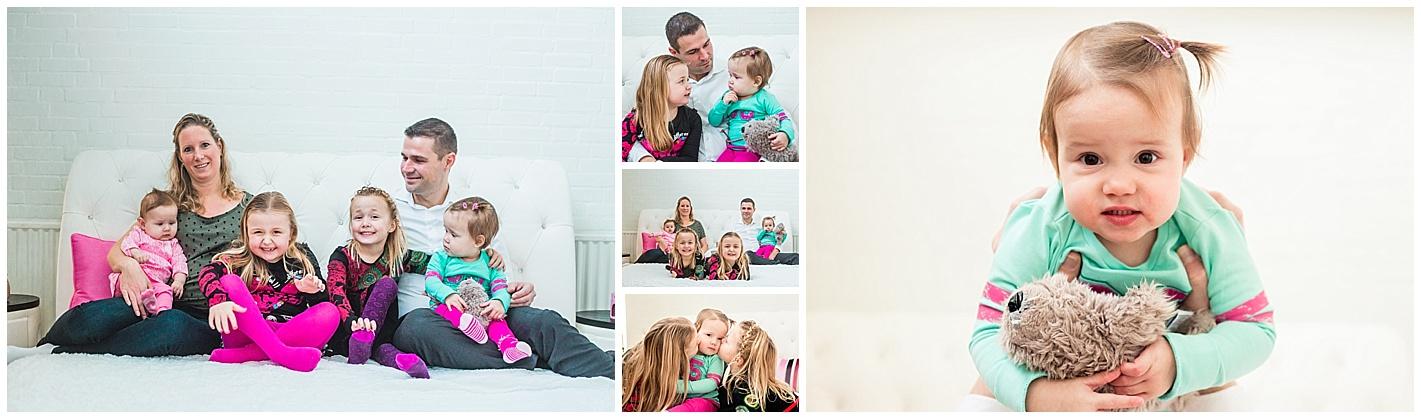 Familiereportage met meerdere kinderen