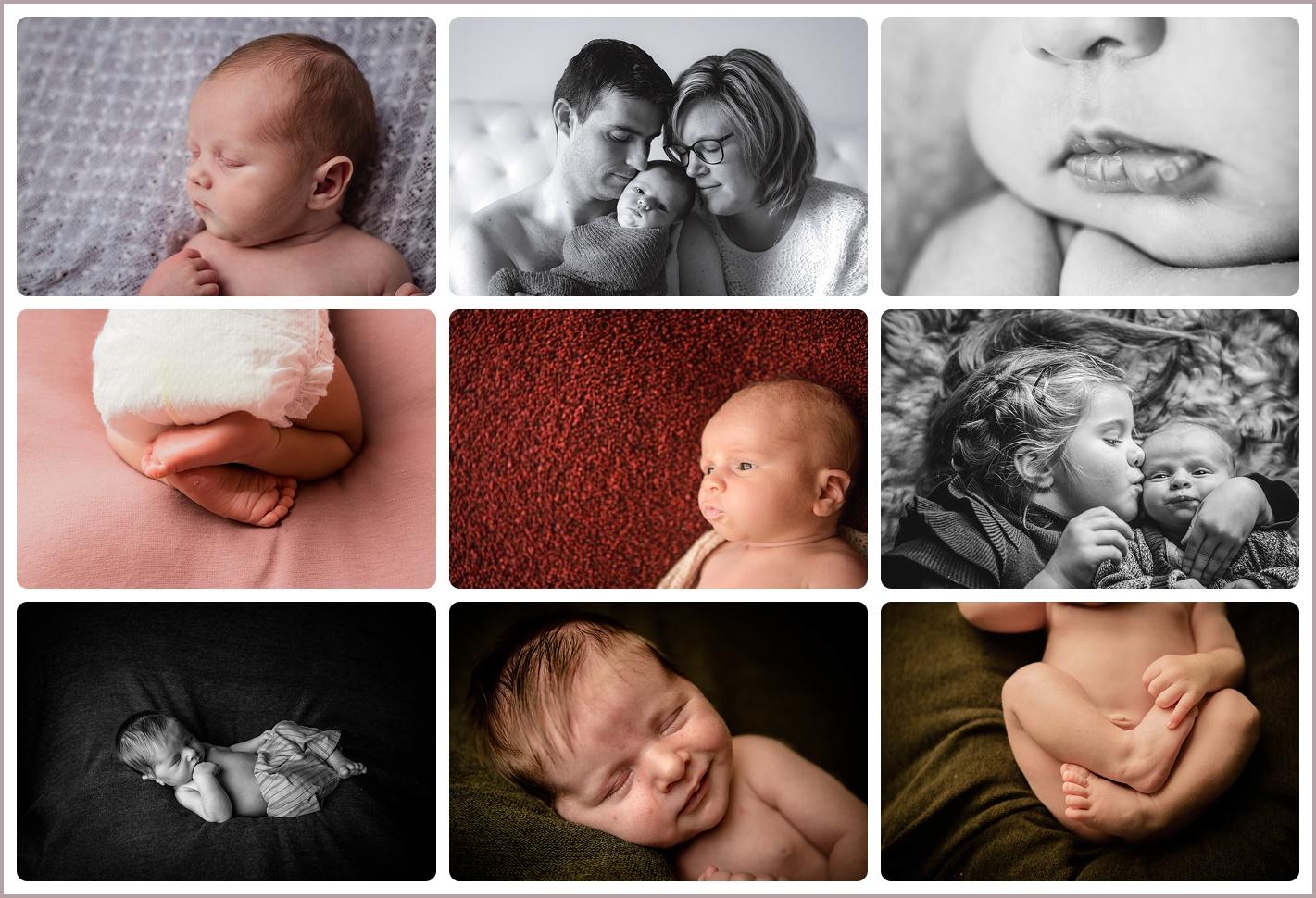 newborn reportage Voorhout