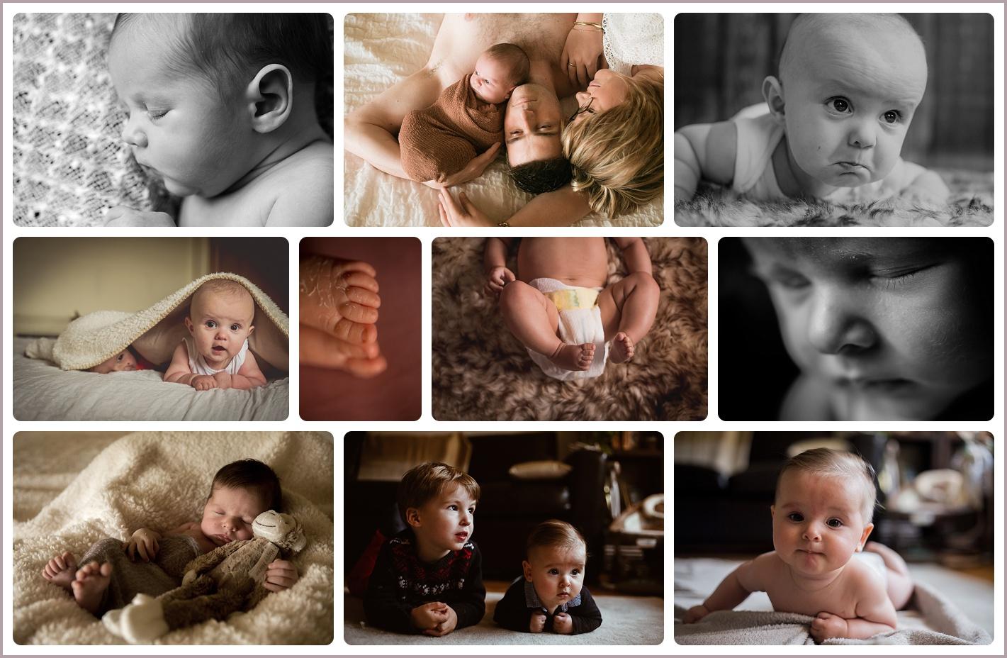 4 maanden baby reportage Voorhout