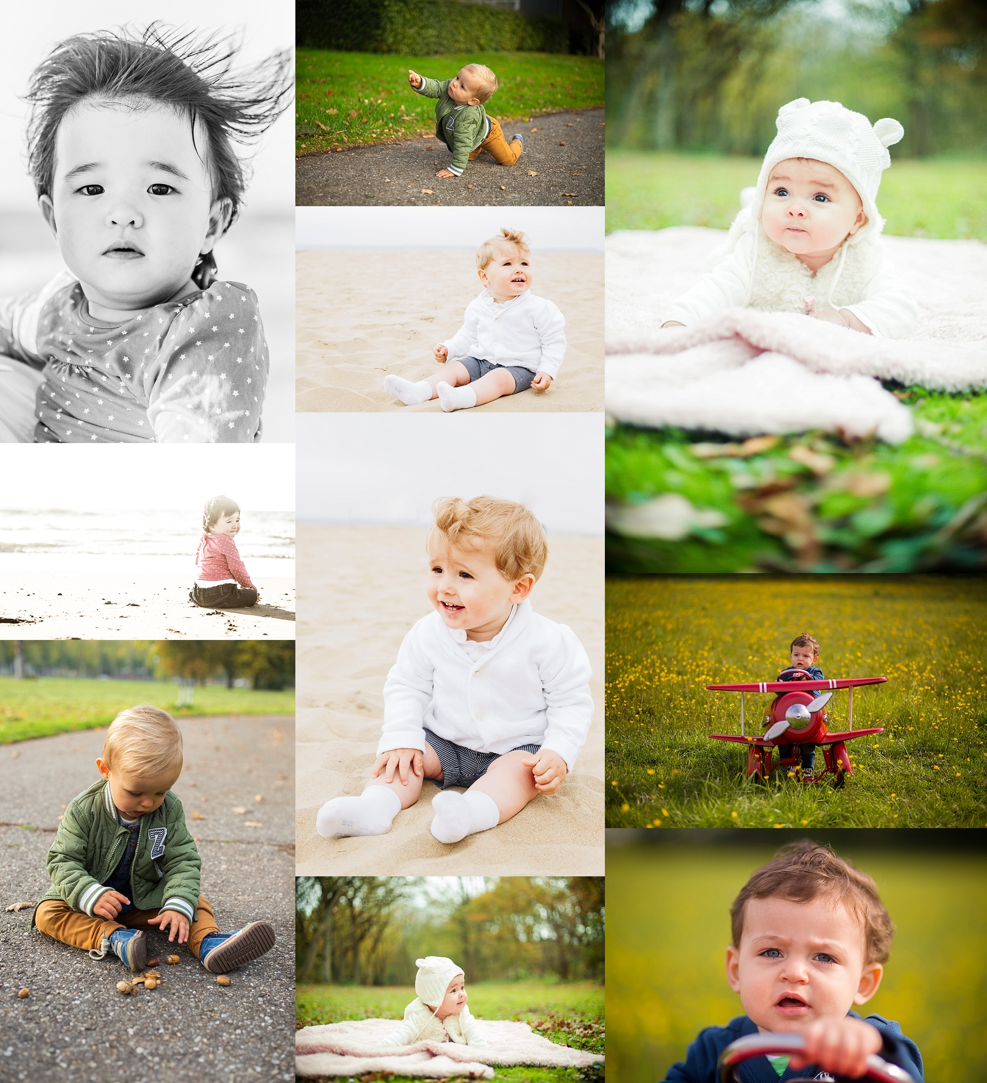 Baby fotografie tot 1 jaar