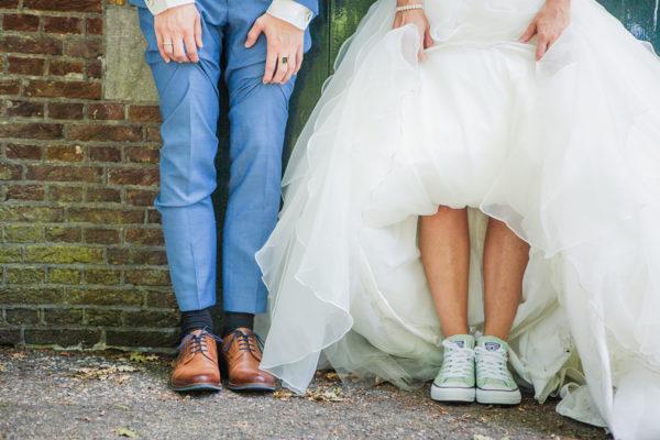 Huwelijksreportage Oegstgeest