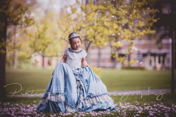 prinsessen foto shoot middag kasteel oegstgeest