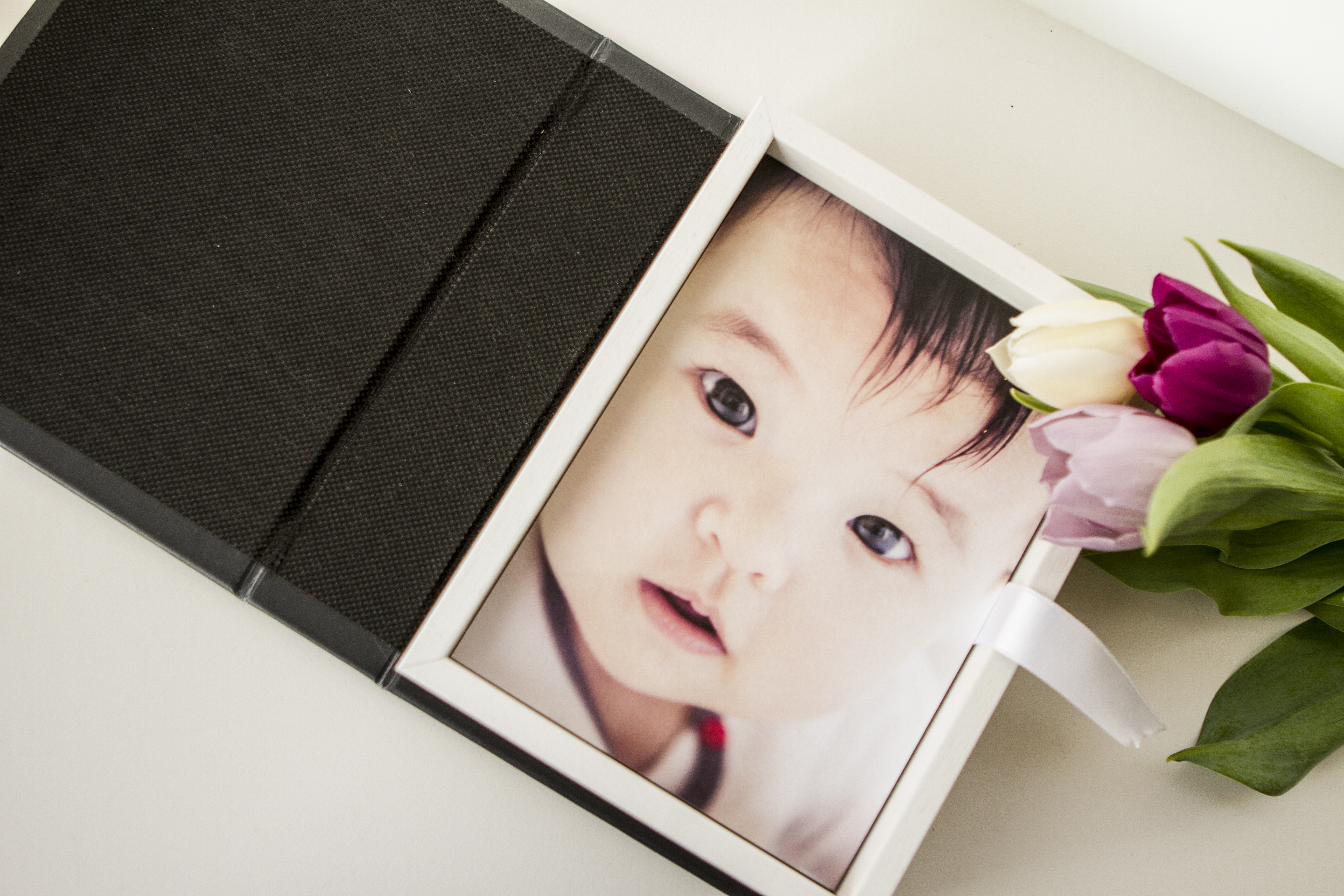 gepersonaliseerde foto bewaar doos