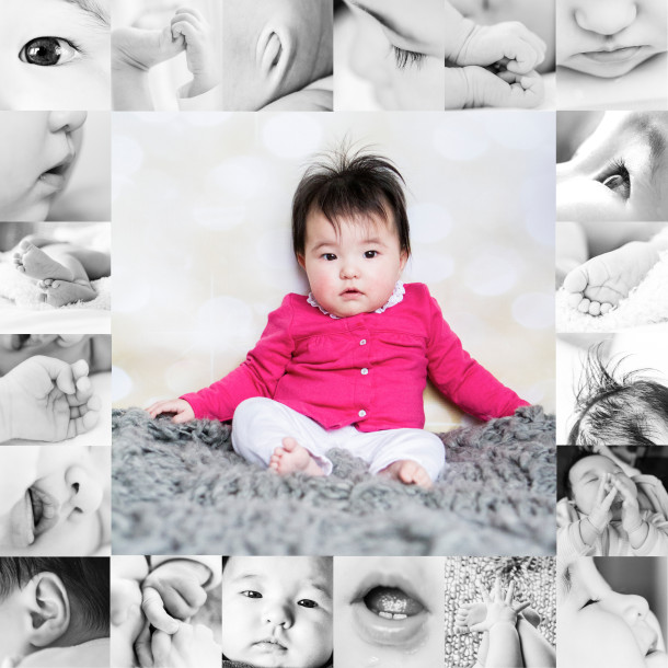 newborn bay en kinderfotografie