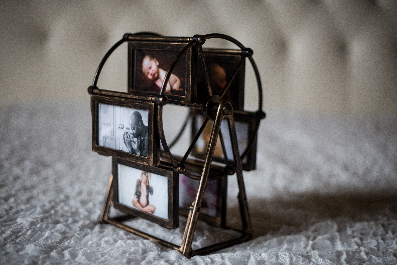 carousel met maar liefst 12 persoonlijke foto's