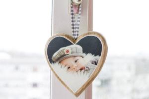 houten foto hart _re