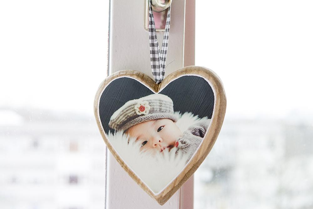 foto op houten hartje